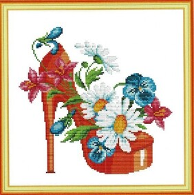 NP143 - 39x39 Cross Stitch kit