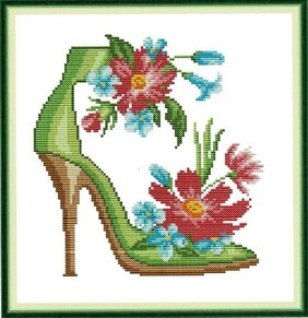 NP144 - 36x37 Cross Stitch kit