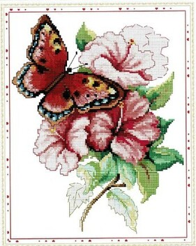 NP150 - 36x44 Cross Stitch kit