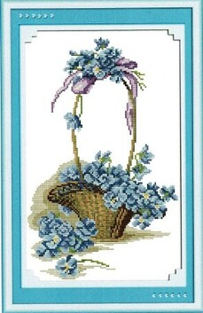 NP148 - 32x46 Cross Stitch kit